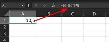 Как посчитать проценты в Microsoft Excel