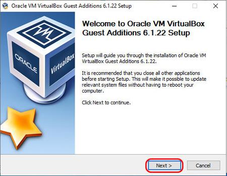 Установка Windows на виртуальную машину VirtualBox